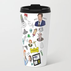 The X-Files Travel Mug