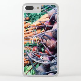 The Market Clear iPhone Case