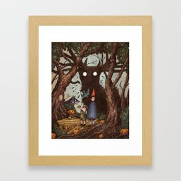 Near Death Framed Art Print