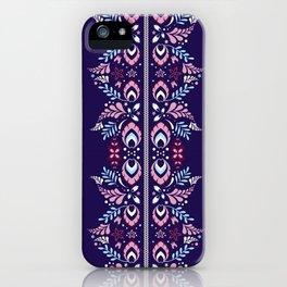 Batik Style 5 iPhone Case