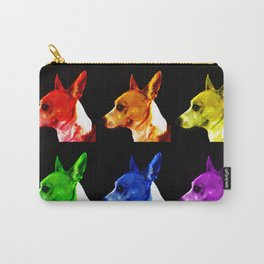 Rainbow Dogs Carry-All Pouch
