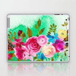 Flowers bouquet #41 Laptop & iPad Skin