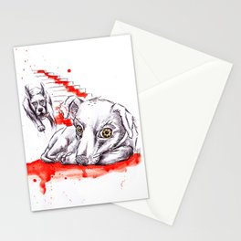 Dogs Stationery Cards