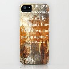 Mandela 2 iPhone (5, 5s) Slim Case