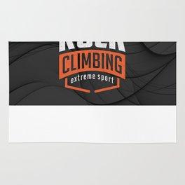 Rock Climbing Rug