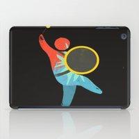 drum iPad Cases featuring I Drum  by ArtistArt
