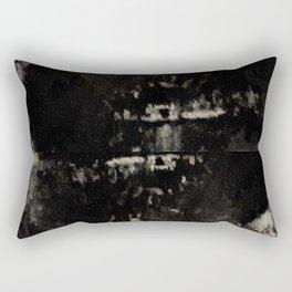 Charred Rectangular Pillow