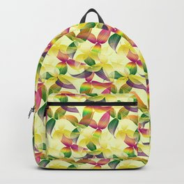 tropical transparences Backpack
