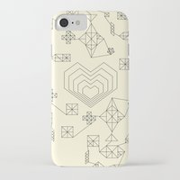 valentine iPhone & iPod Cases featuring Valentine by Leandro Pita
