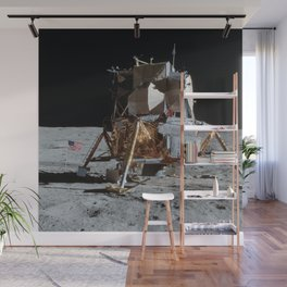 Apollo 14 - Lunar Module Wall Mural