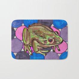 Frog #1 Bath Mat