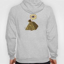 eye in the pyramid! Hoody
