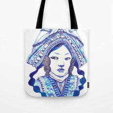 Baby Blue #3 Tote Bag