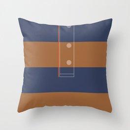 Derek (Miguel) Hale Throw Pillow