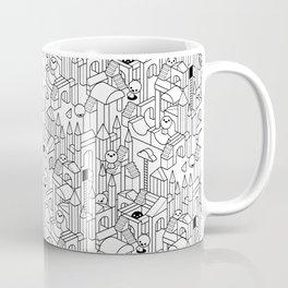 Little Escher's Building Blocks Coffee Mug