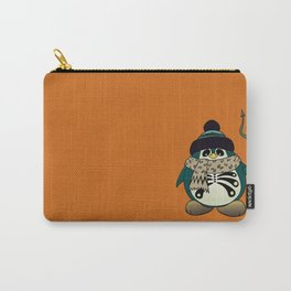 Harold The Penguin.Halloween character Carry-All Pouch