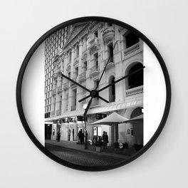 Amazing Architecture Series Photo 2 Wall Clock