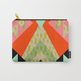 Arrow Quilt Carry-All Pouch