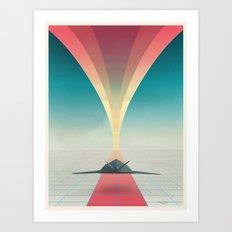 F117 Art Print