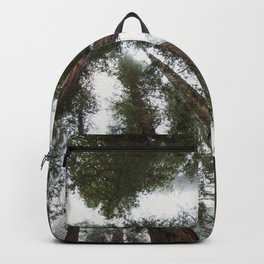 Redwood Portal - nature photography Backpack