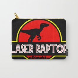 Laser Raptor Carry-All Pouch