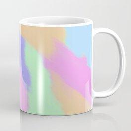 Watercolor pastel Coffee Mug