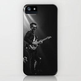 Man Playing Guitar iPhone Case