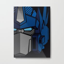 026 Optimus Full Metal Print