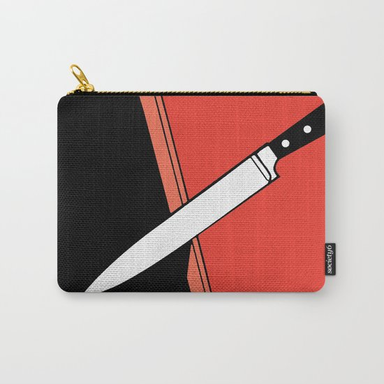 THE KNIFE Carry-All Pouch