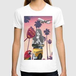 Lost In California  T-shirt
