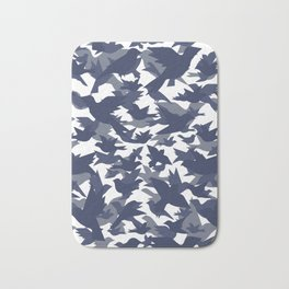 Bird Camouflage 6 Bath Mat