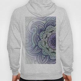 Mandala Violet Hoody