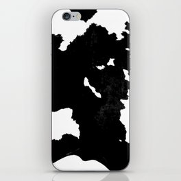 skins #1 Cow iPhone Skin