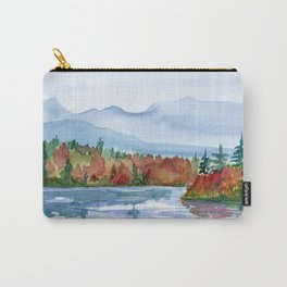 Mirror Lake in Autumn Carry-All Pouch