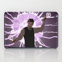 tesla iPad Cases featuring Tesla by Todd A. Winter