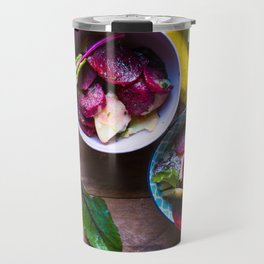 Beetroot and Potato salad Travel Mug