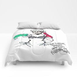 #STUKGRIL NATALITA Comforters