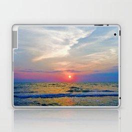Naples Florida sunset on the Gulf of Mexico Laptop & iPad Skin