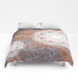 felling Rusty Comforters