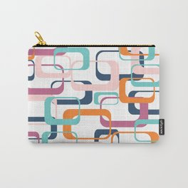 Mid Century Modern Swanky Pattern Carry-All Pouch