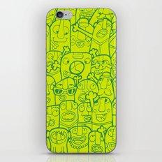 #MoleskineDaily_45 iPhone & iPod Skin