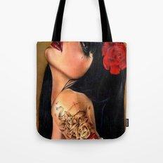 SmokingWMN Tote Bag