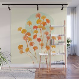 The bloom lasts forever Wall Mural