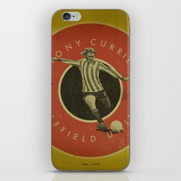 Sheffield United - Currie iPhone Skin