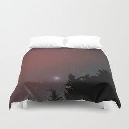 Algonquin Sky #1 Duvet Cover