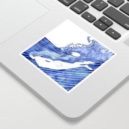 Kymothoe Sticker