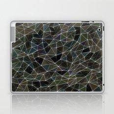Abstract Digital Waves Laptop & iPad Skin