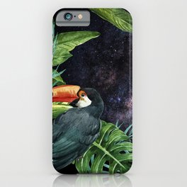Tropical Space #6 iPhone Case