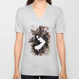 A Hell To Pay Unisex V-Neck