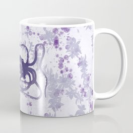 Octopus In The Depths Coffee Mug